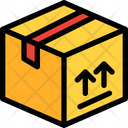 Cardboard Box Delivery Icon