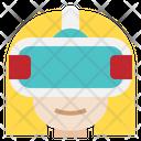 Cardboard Virtualreality Vr Icon