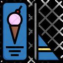 Cardboard Standups Icon