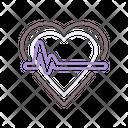 Cardiac Arrest Icon