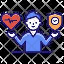 Cardiac Care Insurance Icon