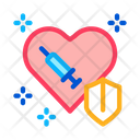 Cardiac Repair Injection Icon