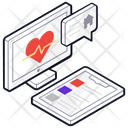 Cardiac Report Icon