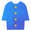 Cardigan Clothes Outfit Icon