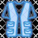 Cardigan Jumper Sweater Icon