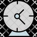 Cardinal Clock Icon