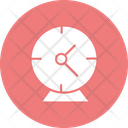 Cardinal Points Compass Directional Tool Icon