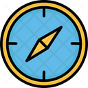 Cardinal Points Icon