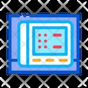 Cardio Electronic Device Icon