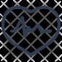 Cardio Cardiology Health Icon