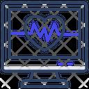 Cardio Monitor Icon