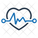 Cardiogram Electrocardiogram Heart Icon