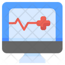 Statistic Healthcare Medical Icon