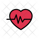 Life Health Heart Icon