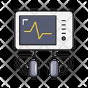 Monitor Pulses Screen Icon