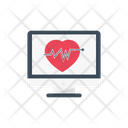Life Health Cardiology Icon