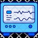 Cardiogram Electrocardiography Electrocardiogram Icon