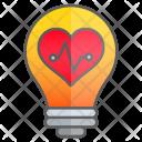 Cardiogram Idea Intelligence Icon