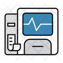 Hematology Analyzer Health Icon