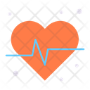 Cardiogram Electrocardiography Beat Icon