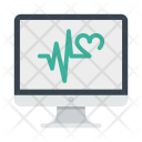 Cardiogram Load Pulse Icon