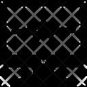 Cardiogram Machine Icon