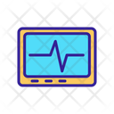Operating Heart Medical Icon