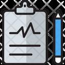 Cardiogram Report Icon