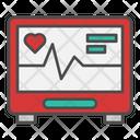 Cardiograph Medical Health Icon
