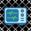 Cardiograph Medical Medic Icon
