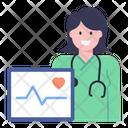 Cardiologist Icon