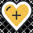 Cardiology Healthcare Heart Icon