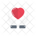 Cardiology Heart Care Icon