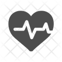Cardiology Cardiogram Heart Beat Icon
