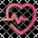 Cardiology Care Health Icon