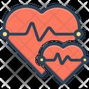 Cardiovascular Ekg Heart Icon