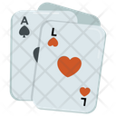 Card Game Gambling Icon