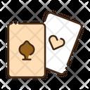 Cards Poker Card Gambling Icon