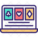 Cards Poker Game Icon
