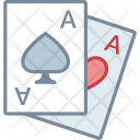 Cards Gamble Icon