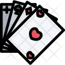 Cards Gang Crime Icon