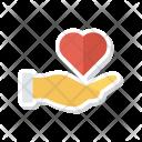 Care Favorite Love Icon