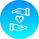 Care Caring Hands Icon