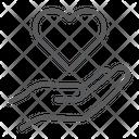 Care Family Love Icon