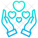 Care Charity Donation Icon