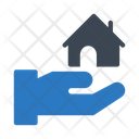 Care Protection House Icon