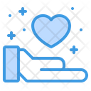 Care Share Love Care Love Icon