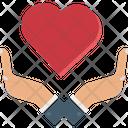 Care Heart Inspire Icon