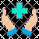 Hospital Care Insurance Icon