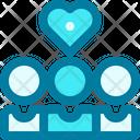 Care Heart Love Icon